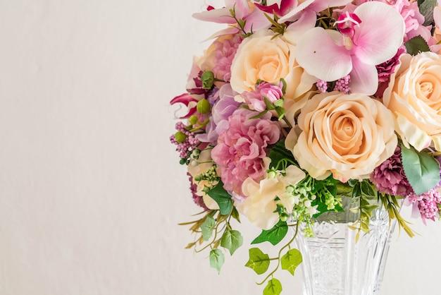 Lindo buquê de flores