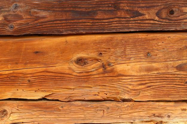 Lindo fundo de madeira com tábuas velhas
