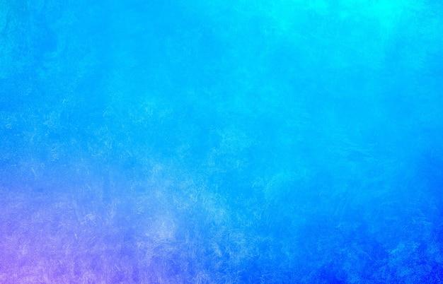 Lindo gradiente de rosa azul na textura. misturando fundo de cor azul