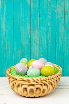 Lindos ovos de páscoa