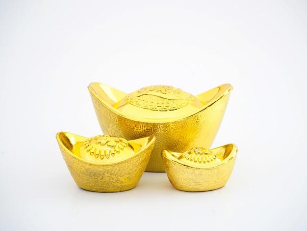 Lingotes de ouro