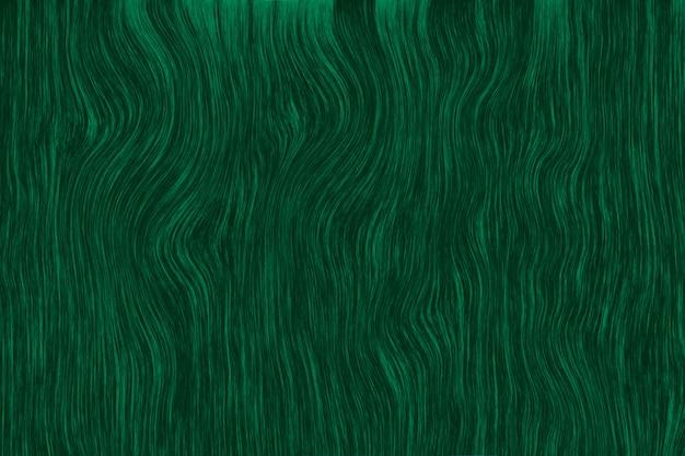 Linha abstrata verde e preta mesma textura de madeira superfície arte interior fundo
