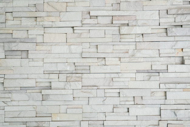 Linha branca spa fundo de pedra