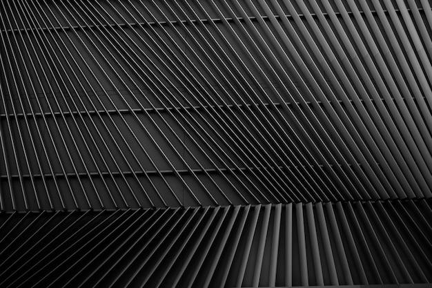 Linha de metal escura moderna para plano de fundo