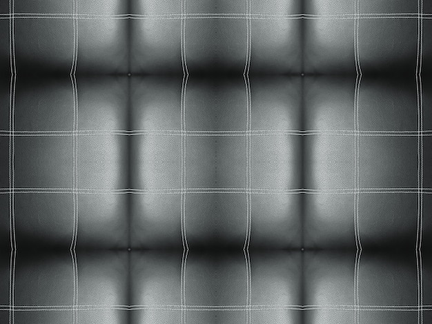 Linha preta listra telha quadrada padrão sofá superfície