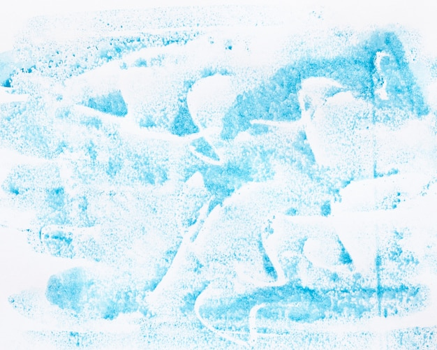 Linhas azuis aquarela