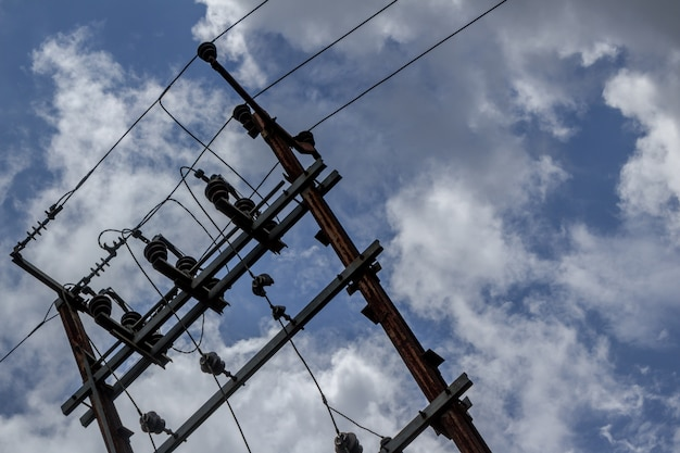 Linhas de energia