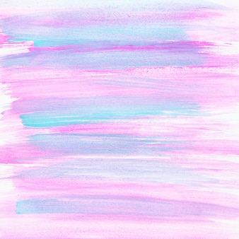 Linhas de pincel aquarela