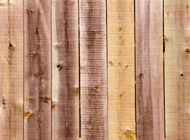 Listras de madeira marrom resistiu a textura