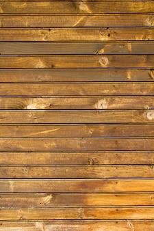 Listras de madeira marrom textura de padrão de placa