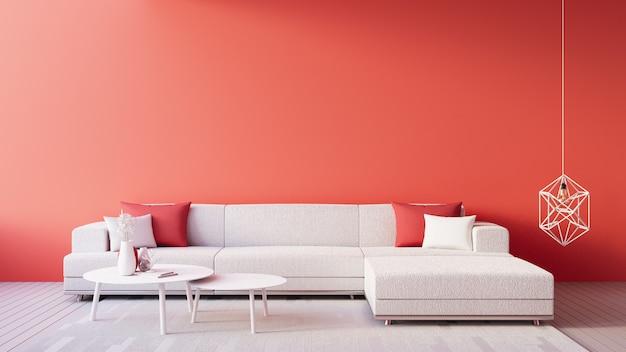 Living coral interior / cor do ano para festivo e valentine