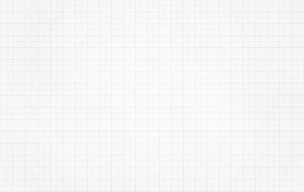 Livro branco com fundo do teste padrão da linha de grade.