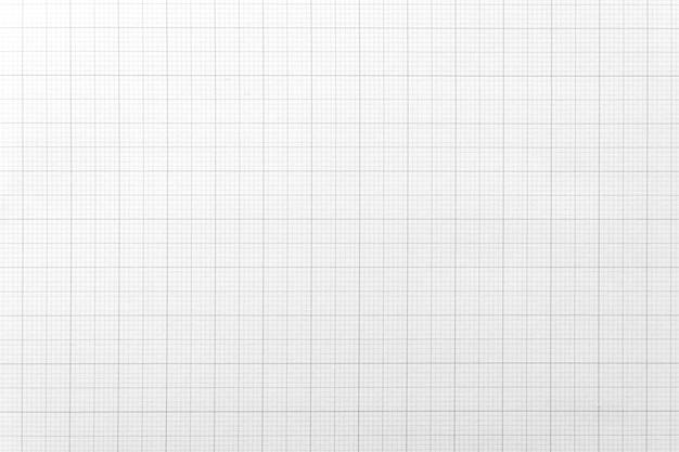Livro branco com teste padrão da linha de grade para o fundo. fechar-se.