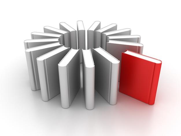 Livros 3d