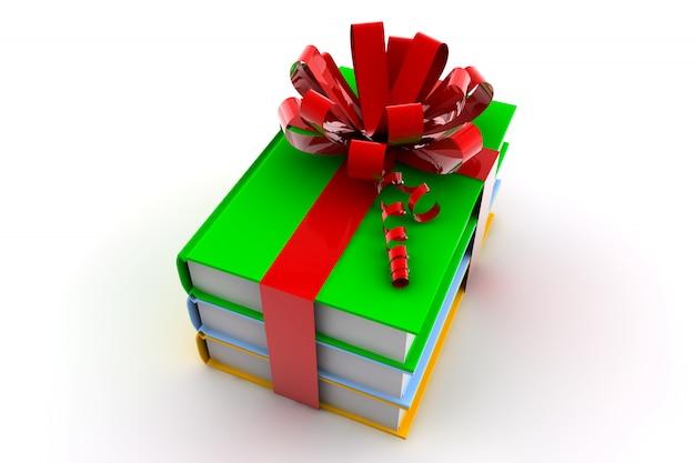 Livros de presente