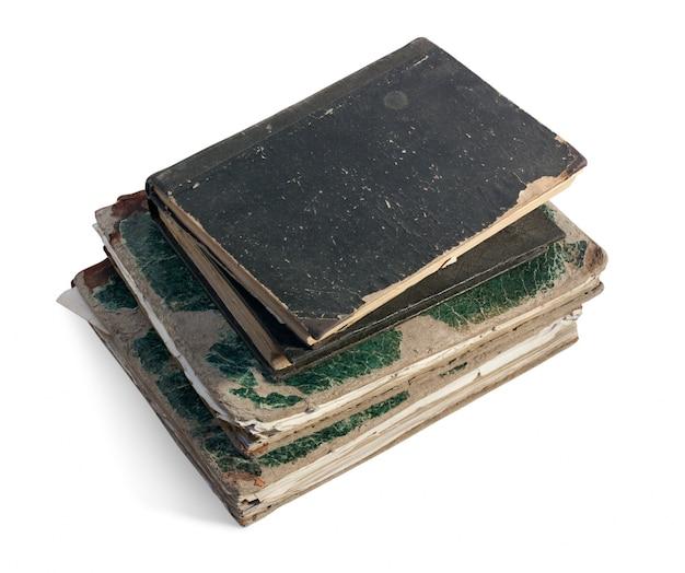 Livros vintage do século 19