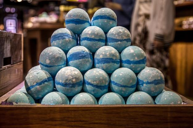 Loja de cosméticos feitos à mão