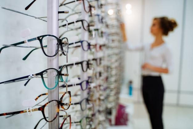 Loja de óculos