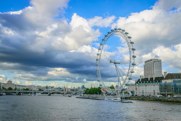 London eye no rio tamisa