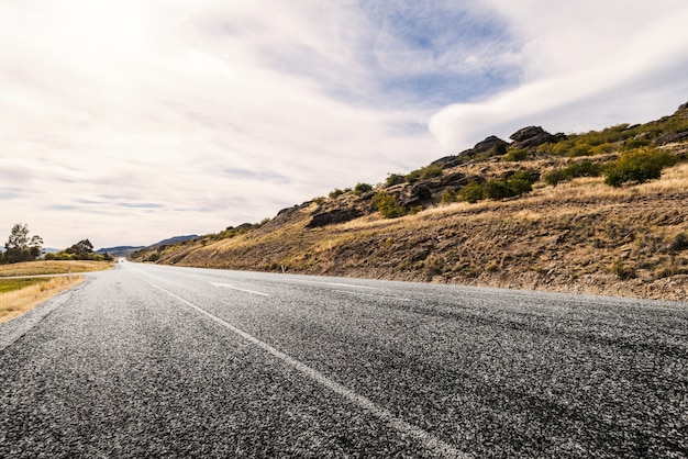 Longa estrada solitária