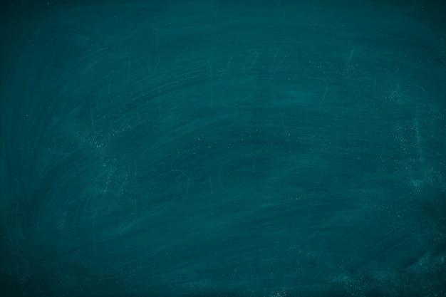 Lousa verde. giz textura placa de administração da escola para segundo plano.