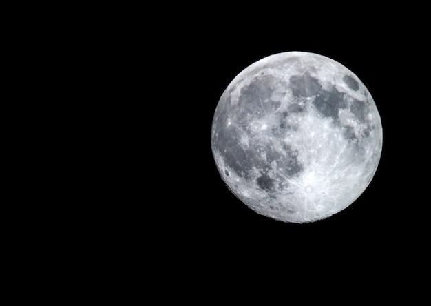 Lua cheia grande