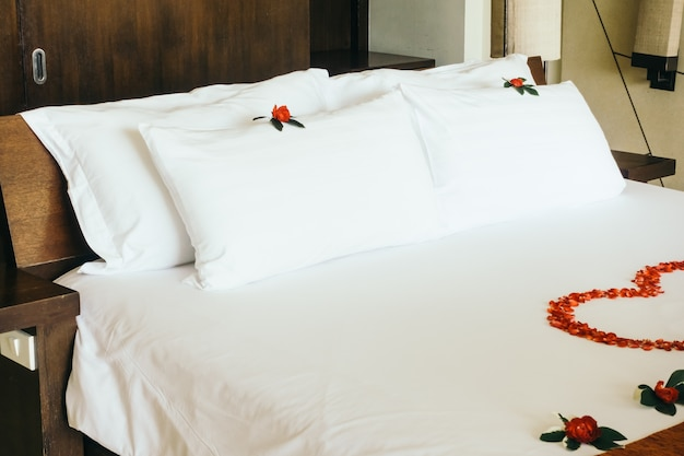 Lua cisne suíte toalha motel