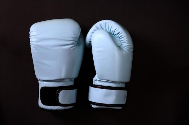 Luvas adesivas de boxe