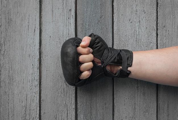 Luvas de boxe para boxe tailandês