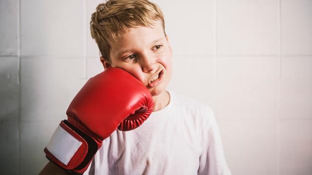 Luvas de fitness de punho ginásio saúde esporte jovem conceito