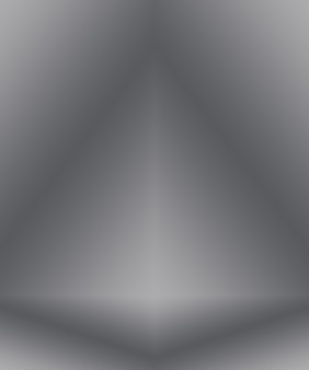 Luxo abstrato desfocar fundo gradiente cinza escuro e preto