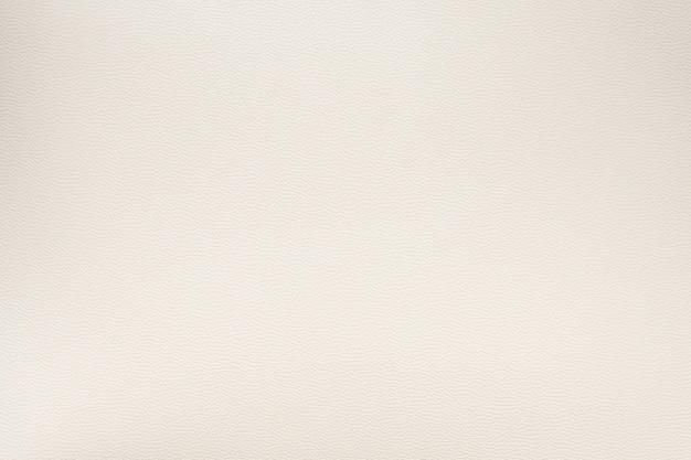 Luxo com textura de couro branco