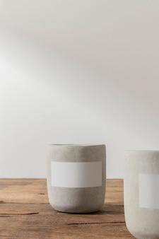 Luxuoso aroma de velas decorativas de spa em casa essencial