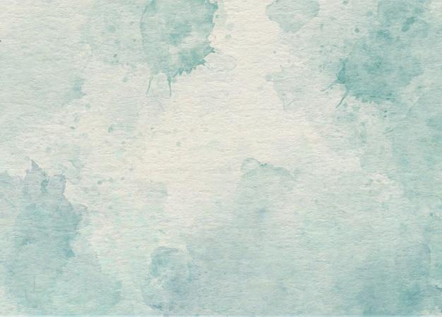 Luz azul aquarela fundo suave