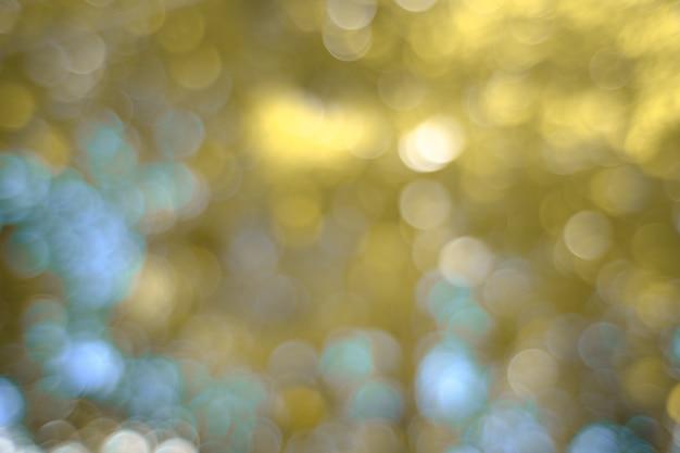 Luz de fora foco