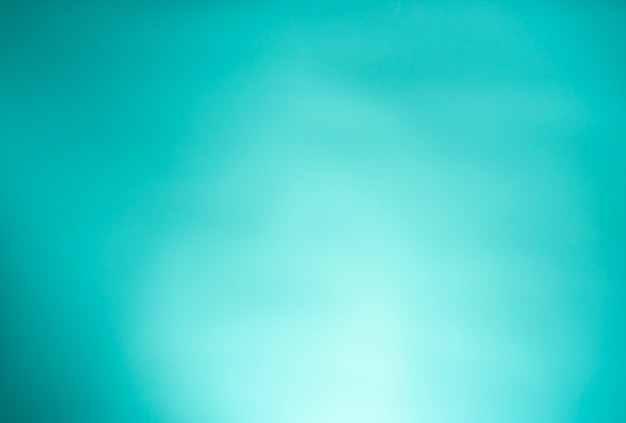 Luz de menta verde pastel gradiente abstrato