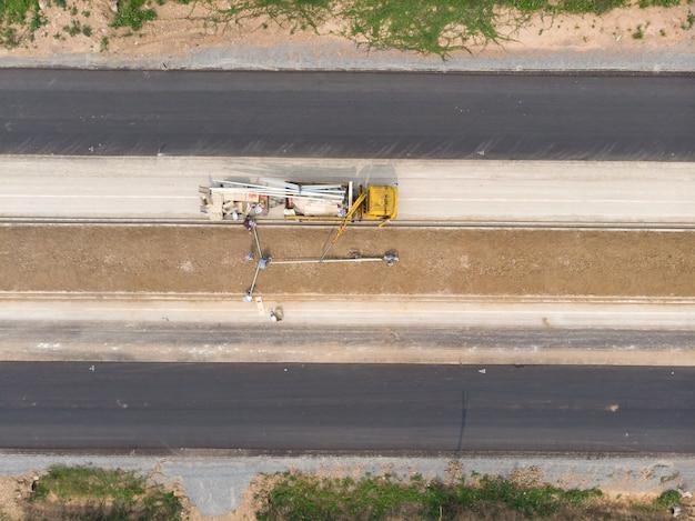 Luz de rua ou configuração da lâmpada de estrada