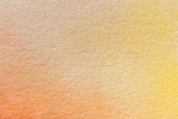 Luz do fundo da arte abstracta - cores amarelas e cor-de-rosa. pintura em aquarela sobre tela.