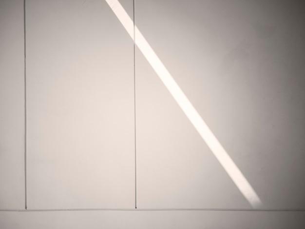 Luz solar, ligado, um, parede