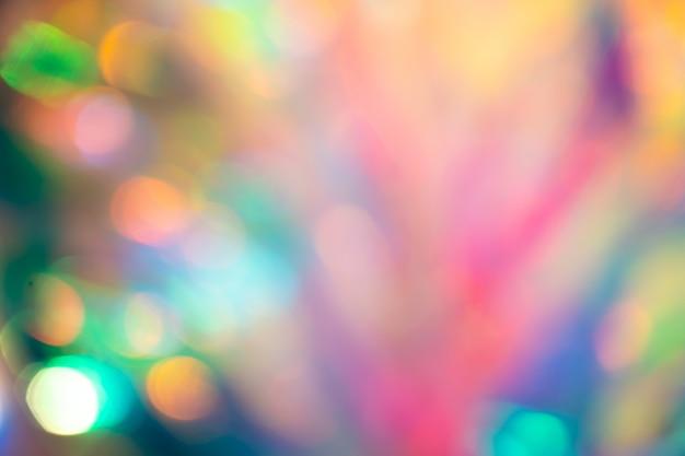 Luzes coloridas abstratas bonitas do bokeh