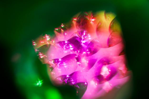 Luzes coloridas abstratas