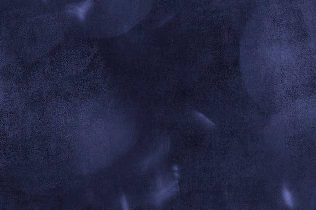Luzes de bokeh em fundo azul