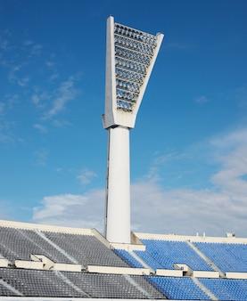 Luzes do estádio