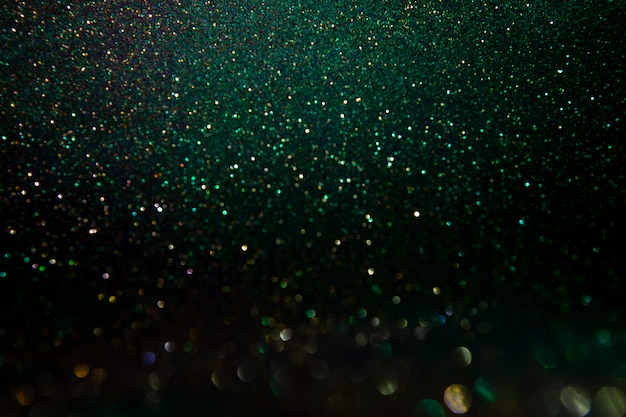 Luzes do vintage do brilho. obscuridade abstrata. luzes maravilhosas.