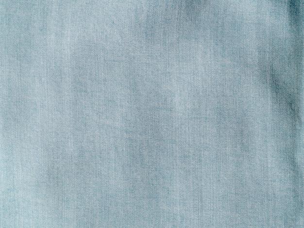Lyocell ou tencel fundo azul denim