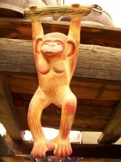 Macaco artesanato mexicano
