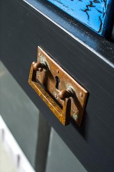 Maçanetas e portas