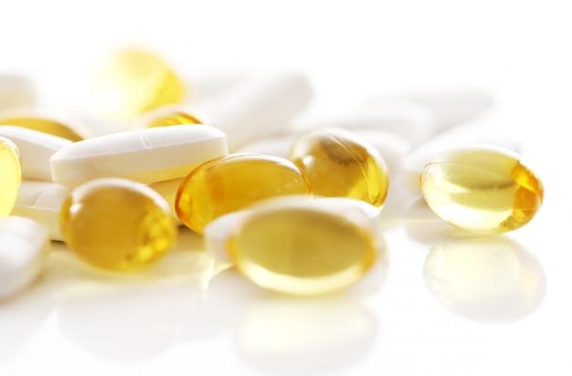 Macro de pílulas