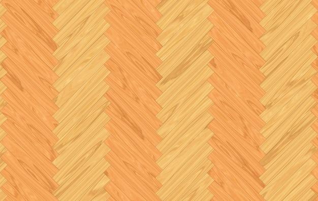 Madeira marrom classificada moderna sem emenda no fundo da parede do teste padrão de ziguezague.