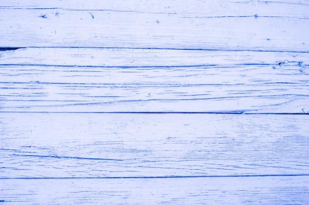 Madeira pastel de madeira branco azul com textura de prancha parede fundo lugar para texto modelo em branco